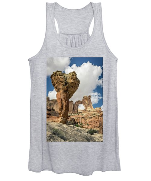 The Molar And Angel Arch Women's Tank Top