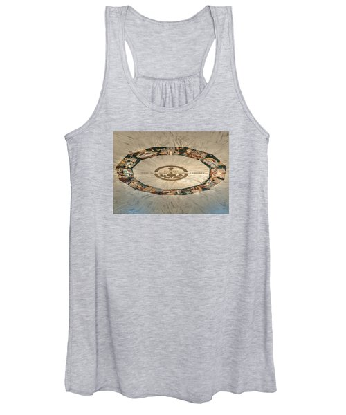 The Mural Women's Tank Top