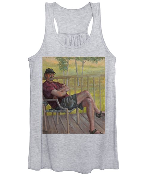 The Music Man Women's Tank Top