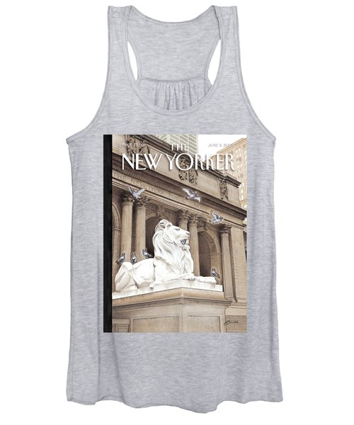 It Is A Jungle Out There Women's Tank Top