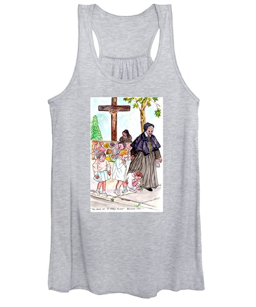 The Nuns Of St Mary's Church Women's Tank Top