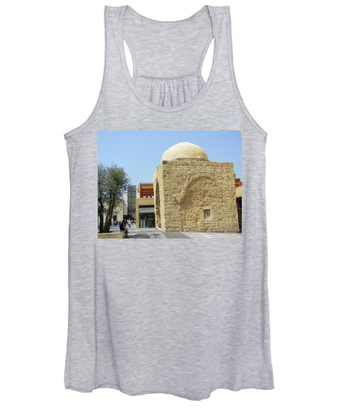 The Old And The New Women's Tank Top