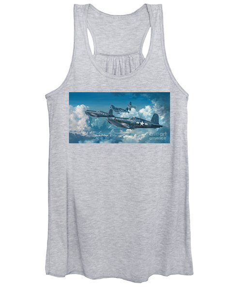 The Old Breed Women's Tank Top