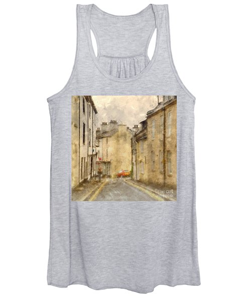 The Old Part Of Town Women's Tank Top