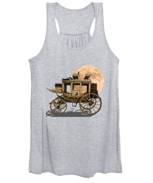 The Old Stage Coach Women's Tank Top