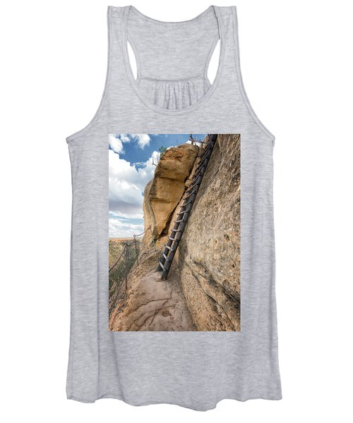 The Only Way Out Women's Tank Top