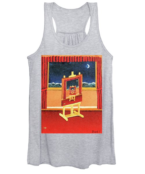 The Paintings Within Women's Tank Top