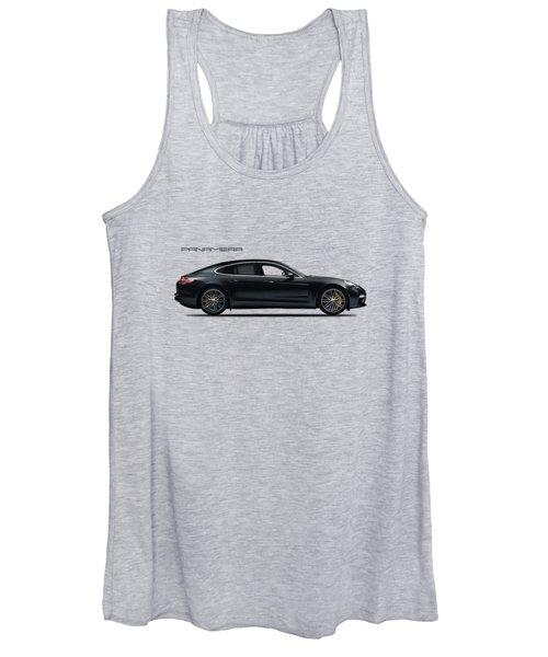 The Panamera Women's Tank Top