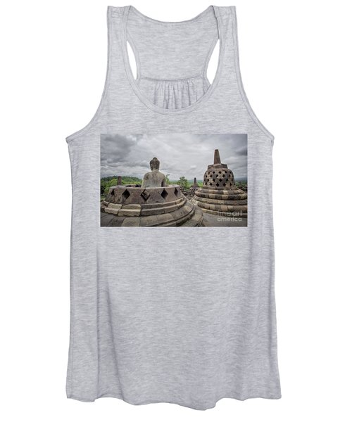 The Path Of The Buddha #5 Women's Tank Top