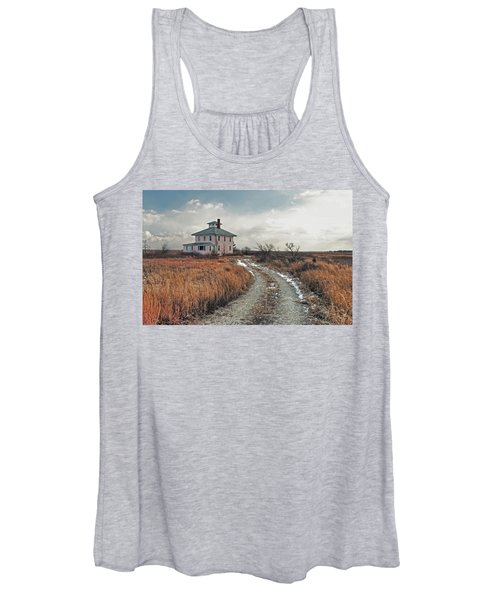 The Pink House Women's Tank Top