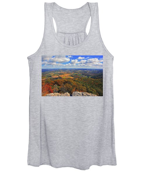 The Pinnacle On Pa At Women's Tank Top