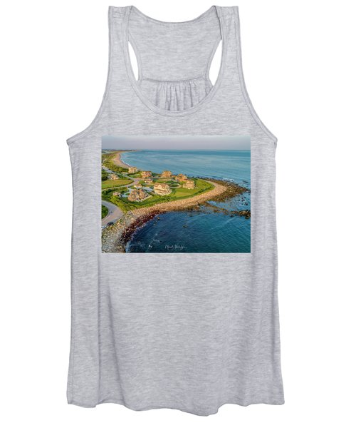 The Point At Weekapaug Women's Tank Top