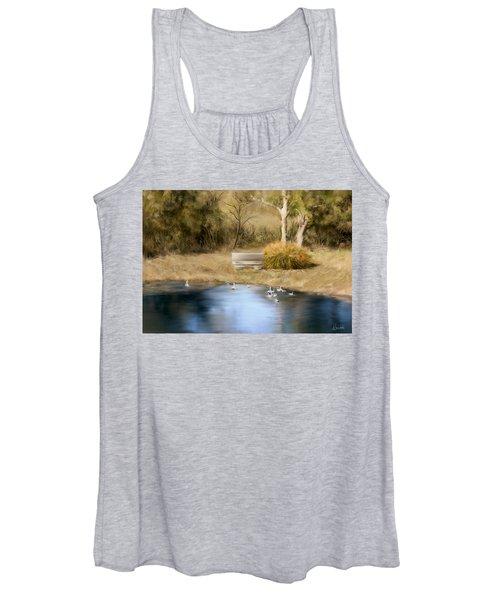 The Pond Women's Tank Top