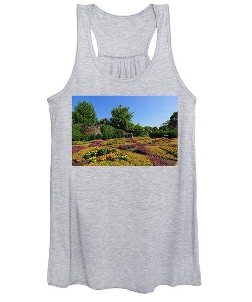 The Quilt Garden Women's Tank Top