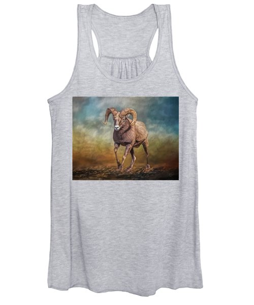The Ram Women's Tank Top