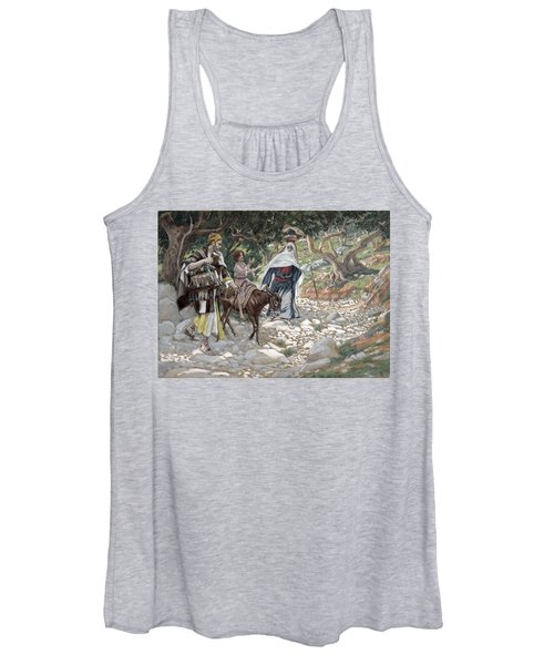 The Return From Egypt Women's Tank Top