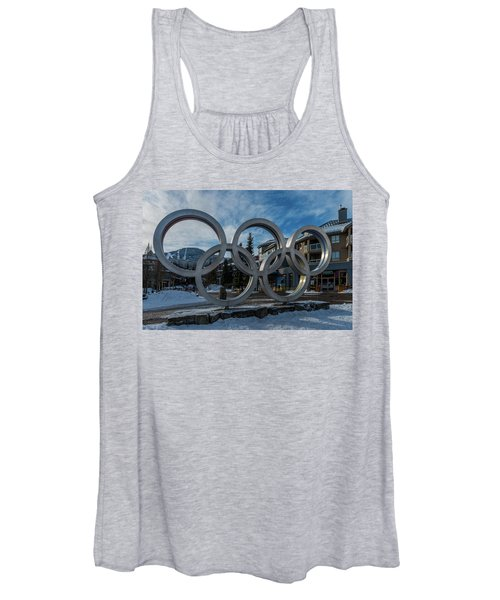 The Rings Women's Tank Top