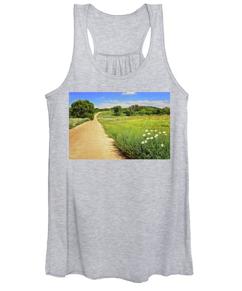 The Road Home Women's Tank Top