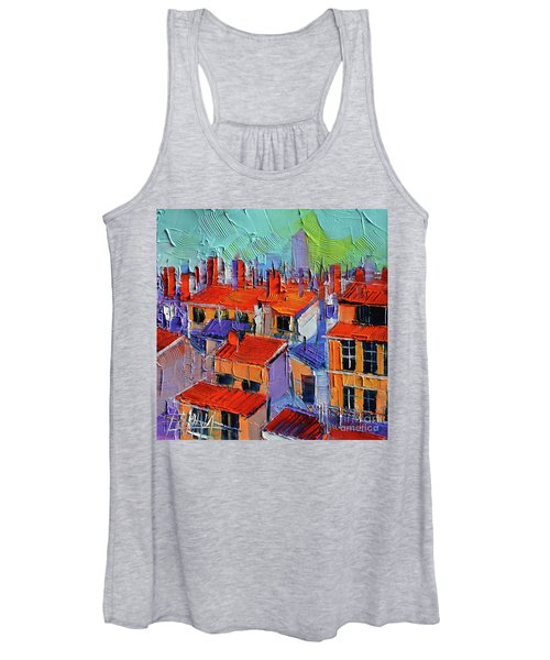 The Rooftops Women's Tank Top