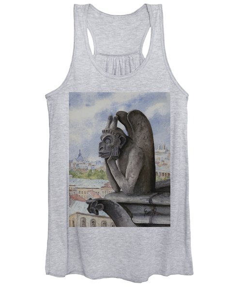 The Same Old Thing Women's Tank Top