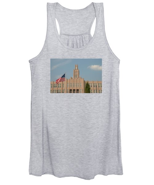 The School On The Hill Women's Tank Top