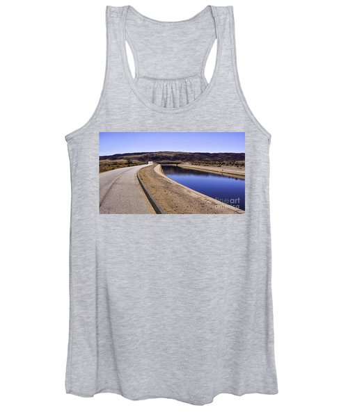 The Service Road Women's Tank Top