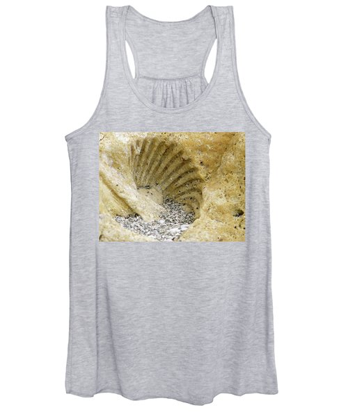 The Shell Fossil Women's Tank Top