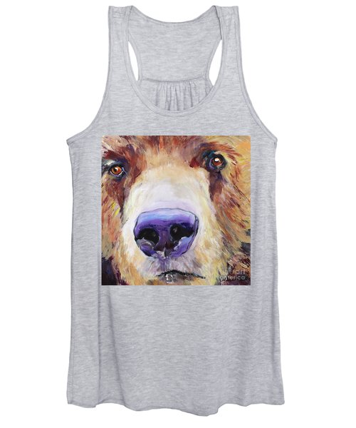 The Sniffer Women's Tank Top