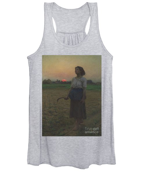 The Song Of The Lark Women's Tank Top