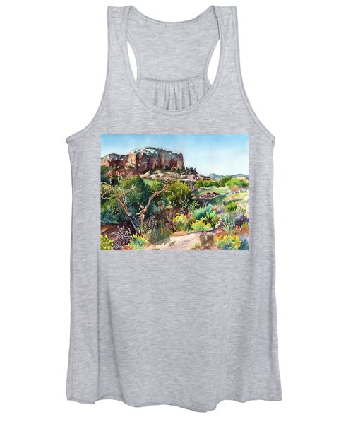 The Spirit Of Ghost Ranch Women's Tank Top