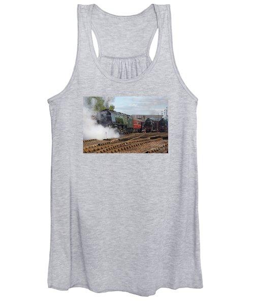 The Steam Railway Women's Tank Top