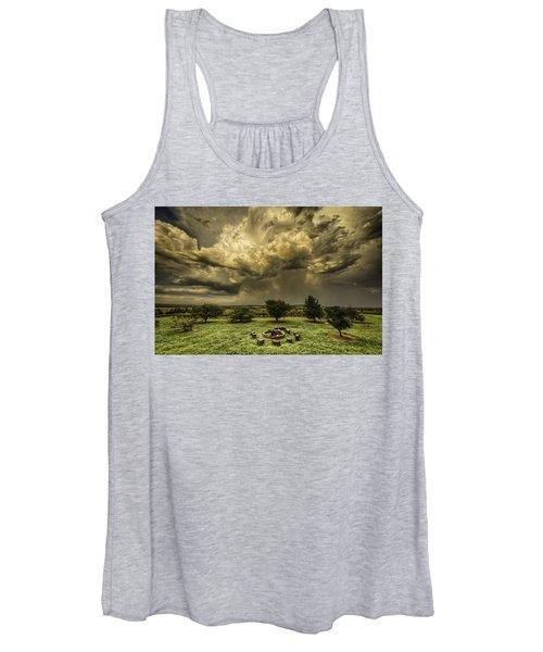 The Storm Women's Tank Top