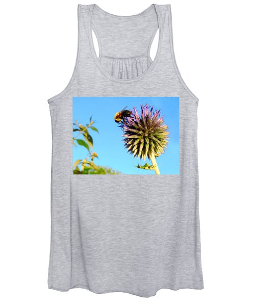 The Thistle And The Bee. Women's Tank Top