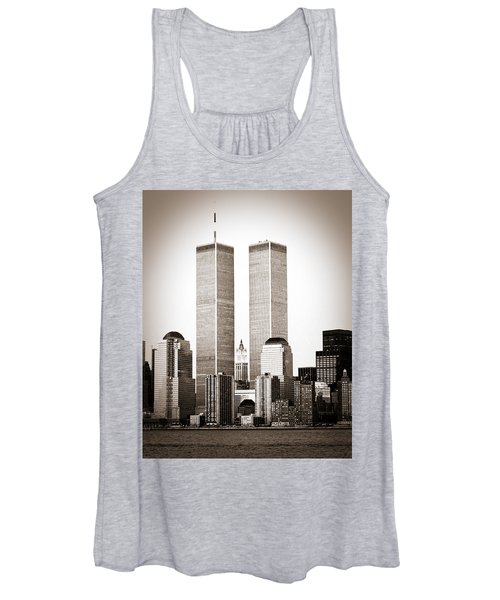 The Twin Towers Women's Tank Top
