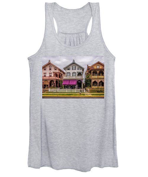 The Victorian Style  Women's Tank Top