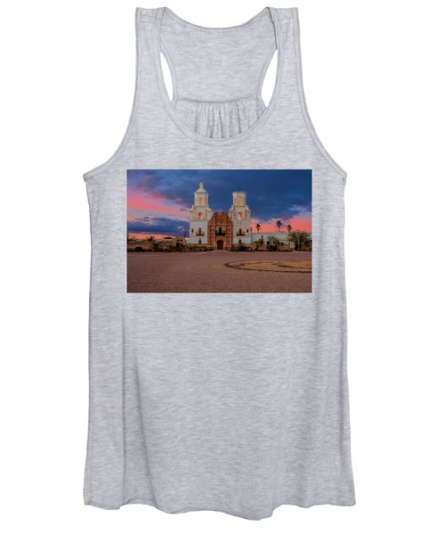 The White Dove Of The Desert Women's Tank Top