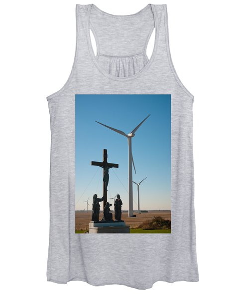 The Wind Women's Tank Top
