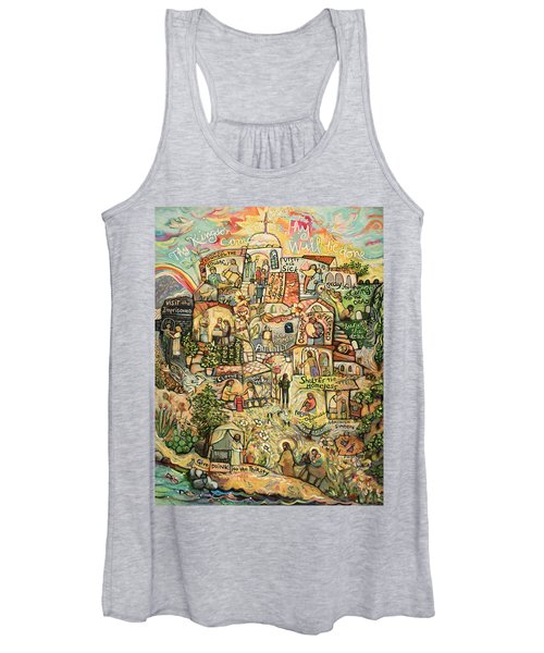 The Works Of Mercy Women's Tank Top
