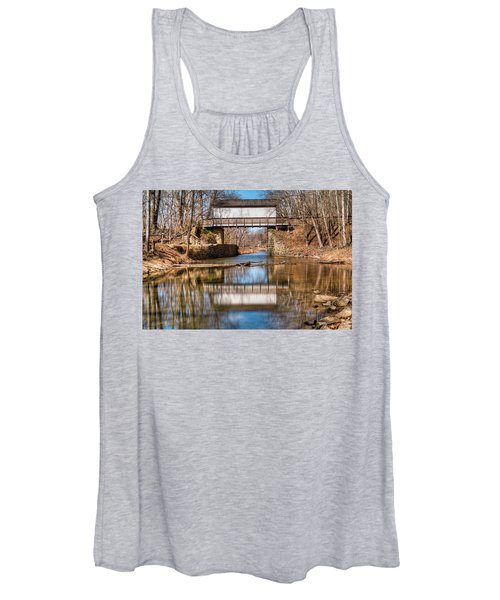The Wrench House Women's Tank Top
