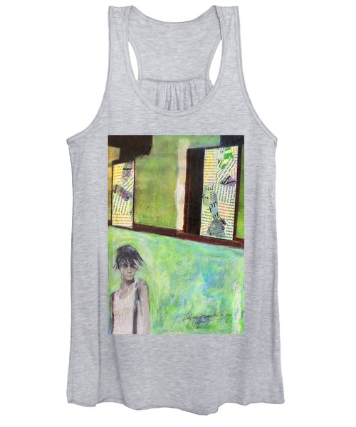 They Say Women's Tank Top