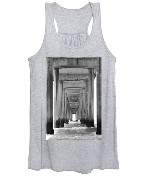 Think Outside Of The Box Women's Tank Top