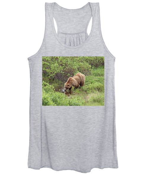 Thirsty Grizzly Women's Tank Top