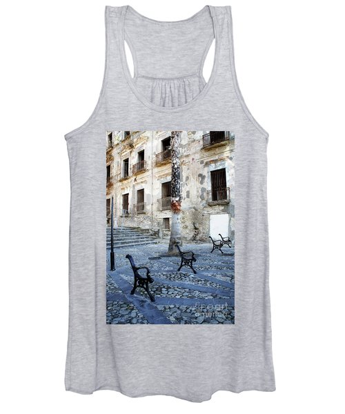 This Is Not A Bench Women's Tank Top