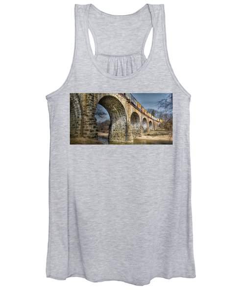 Thomas Viaduct Panoramic Women's Tank Top