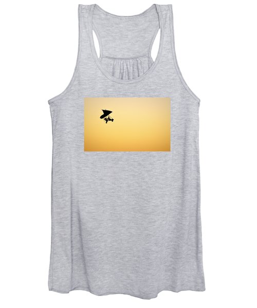 Those Magnificent Men In Their Flying Machines Women's Tank Top