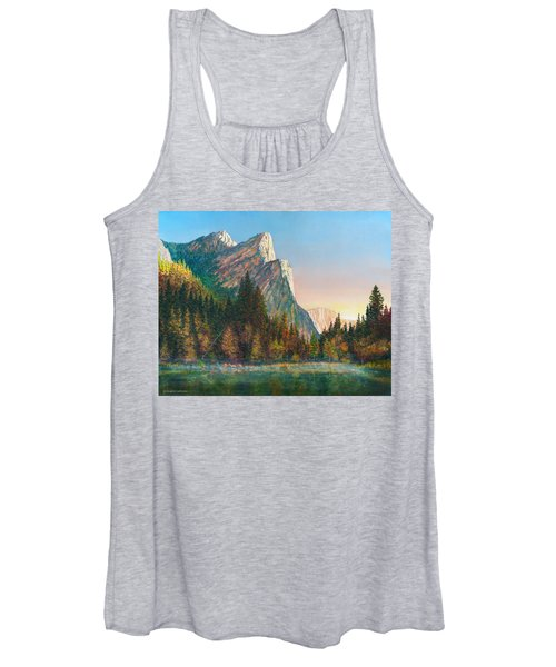 Three Brothers Morning Women's Tank Top