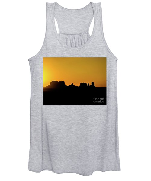 Three Sisters Backlight Women's Tank Top