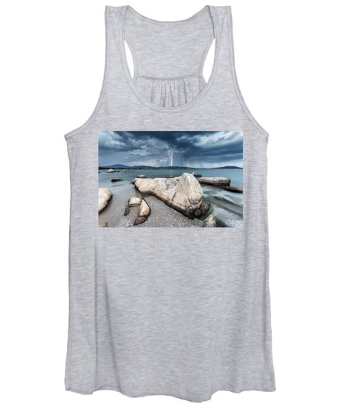 Thunderstorm  Women's Tank Top