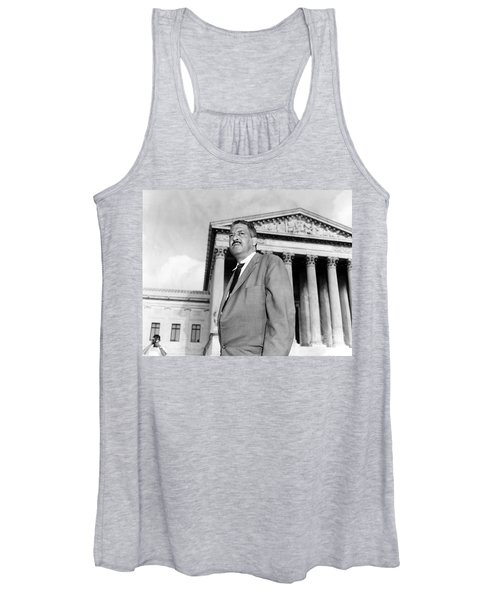 Thurgood Marshall Women's Tank Top