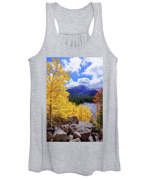 Time Women's Tank Top